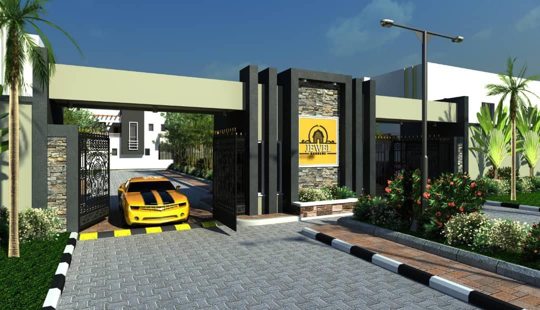 Jewel Gardens Gatehouse
